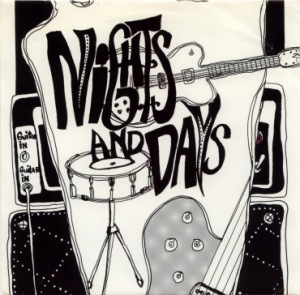 Nights and Day's These Days/Lookin' 7''